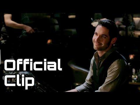 Lucifer & Chloe first meeting | Lucifer Season 1 Episode 1 (Pilot) | Tom Ellis
