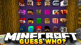 Minecraft GUESS WHO? #5 w/ PrestonPlayz&JeromeASF