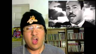 Oni reacts: ERB - Martin Luther King Jr. vs Gandhi