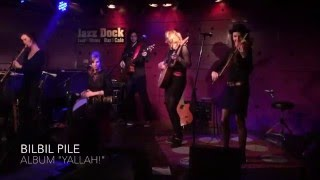 Video BraAgas - Jazzdock Prague 10.12.2015