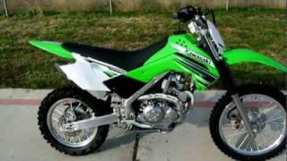 4. Overview and review: 2012 Kawasaki KLX140 Recreational Dirt Bike