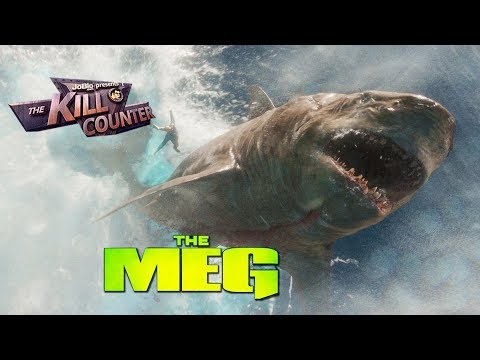The Meg - The Kill Counter