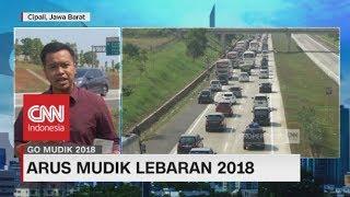 Video Tol Cipali Terpantau Cukup Lancar | Go Mudik 2018 MP3, 3GP, MP4, WEBM, AVI, FLV Juni 2018