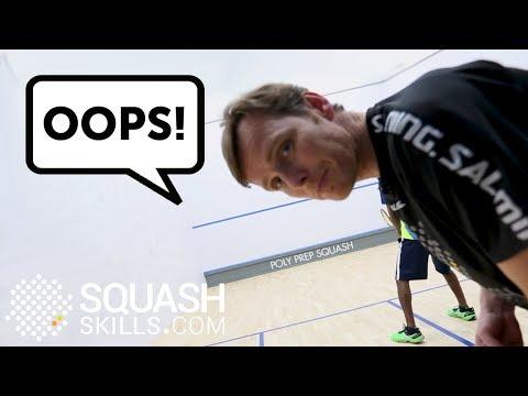 SquashSkills outtakes 2017!