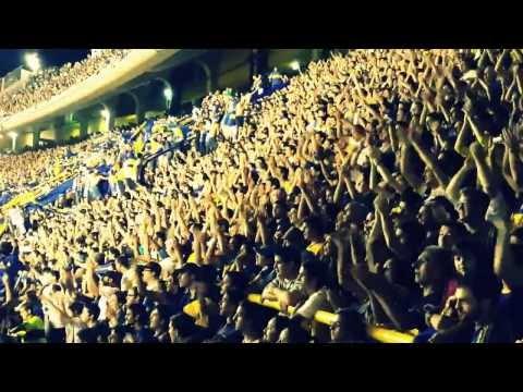 Esta es la banda de Los Bosteros - Terrible fiesta! - La 12 - Boca Juniors