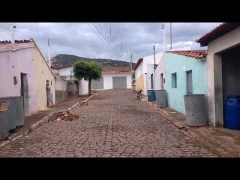 Indo de Jeep Conhecer a Cidade de João Dias-RN 19/02/17 parte 02