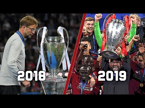 How Losing The Champions League Final Changed Jurgen Klopp's Entire Philosophy