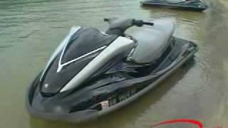 1. Yamaha FX HO  - By BoatTest.com