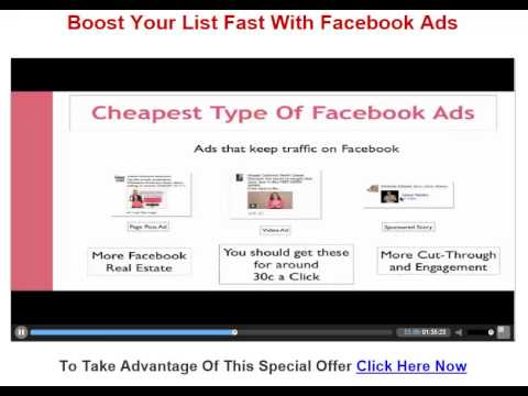 Make Money Online Build Cheap Ads on FaceBook 6