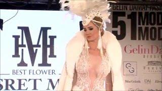 Hasret Moda 2016 Gelinlik Defilesi - 51 Moda Evi - Gelin Damat Fashion Day 2016