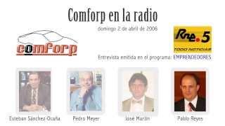 Comforp en la Radio