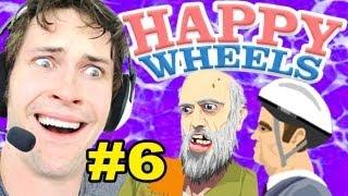 Happy Wheels - CROTCH SHOTGUN - Part 6