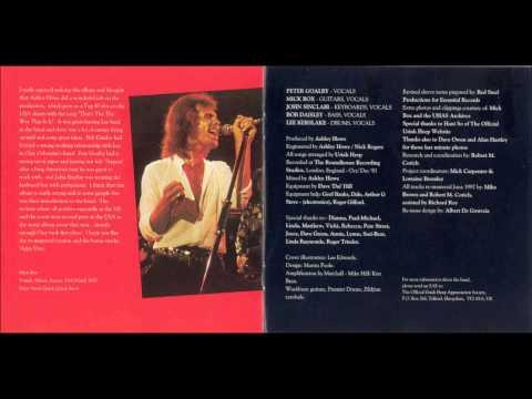 Tekst piosenki Uriah Heep - Tin Soldier po polsku