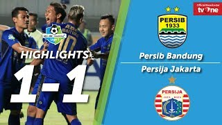 Video Persib Bandung vs Persija Jakarta: 1-1 All Goals & Highlights MP3, 3GP, MP4, WEBM, AVI, FLV Mei 2018