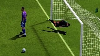 FIFA 14 with The Crew!  (Best Goal Celebration Ever!)  Game #2