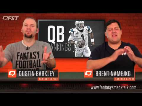 Fantasy Football Week 15 Player Rankings thumbnail