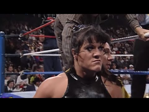Chyna makes her WWE Raw debut - February 17, 1997