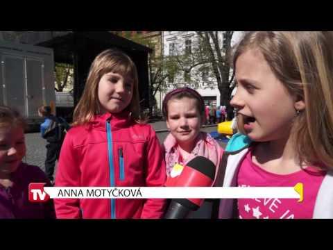 TVS: Zpravodajství Uherské Hradiště 22.4.2016