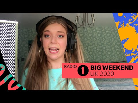Becky Hill - Best Of Medley (Radio 1's Big Weekend 2020)