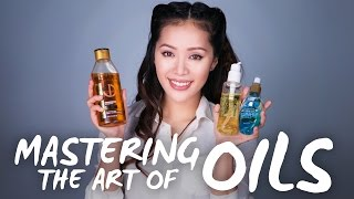 Mastering the Art of Beauty Oils by Michelle Phan