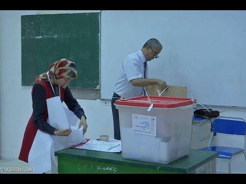 بالأرقام.. تعرف على نتائج انتخابات الرئاسة التونسية
