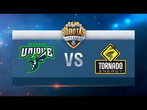 Tornado vs Unique. Неделя 1 День 3. Переходный Сезон. Онлайн-этап