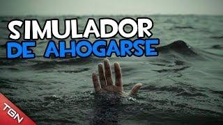 SIMULADOR DE AHOGARSE - (Drowning Simulator) - YouTube