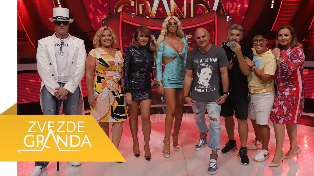 ZVEZDE GRANDA 2020 – cela 37. emisija (10. 10.) – trideset sedma epizoda – snimak