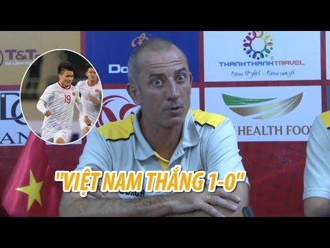"""Thầy """"cũ"""" tin Quang Hải sẽ giúp U23 Việt Nam thắng Thái Lan - Thời lượng: 70 giây."""