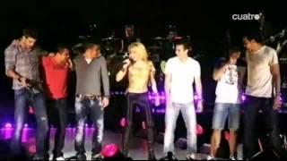 """Video Pique a Shakira """"¡Para ya, para ya!"""" MP3, 3GP, MP4, WEBM, AVI, FLV Juni 2018"""