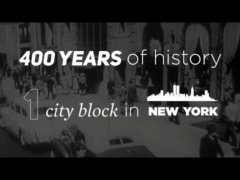 Brothels, Sweatshops, and the Apple Store: 400 Years On One NYC Block