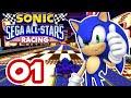 Sonic amp Sega All stars Racing 01 xbox 360 Expert Chao