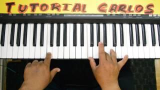 Dulce Amor Danilo Montero Piano Tutorial Carlos