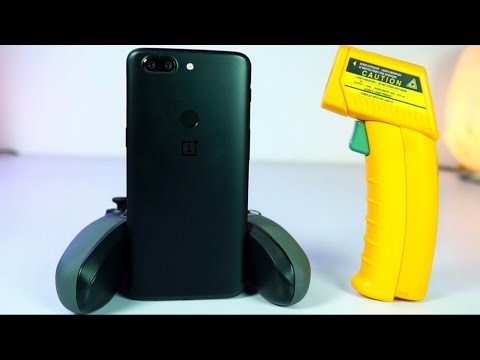 OnePlus 5t Gaming Review, Heat Test and Memory Management Test