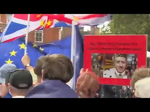 ΕΕ: Ευρωβουλευτές και Κομισιόν για την πολιτική κρίση στη Βρετανία…