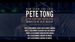 Pete Tong & The Heritage Orchestra w Jules Buckley - Pete Tong Presents Ibiza Classics (16.12.2017)