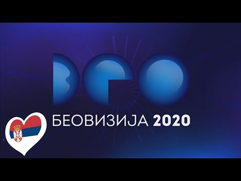Beovizija 2020 - Polufinale - ceo video snimak