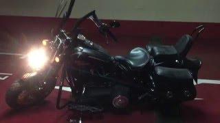 7. Harley-Davidson flstsb Cross Bones 2008