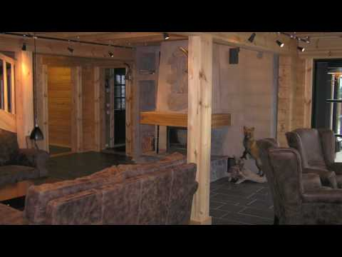 Finnscania Blockhaus Log Home manufacture
