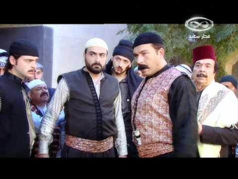 مسلسل الدبور- حمدي يضرب عدنان -مشهد ساخن.mpg