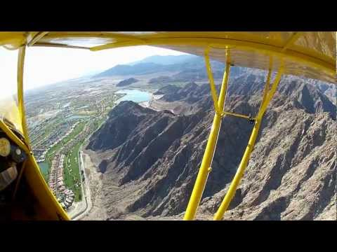 Piper Cub J3 Flight