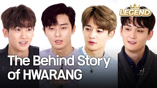 Video The Behind Story of HWARANG [ENG/2016.12.26] MP3, 3GP, MP4, WEBM, AVI, FLV Agustus 2019