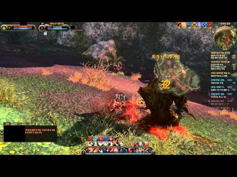 Cabal 2 Beta Warrior GamePlay