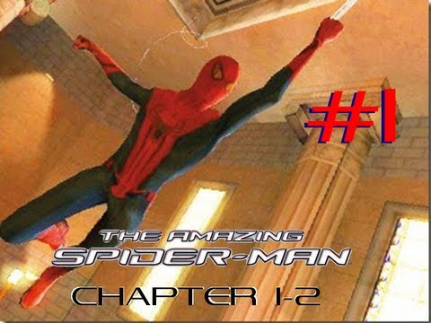 the amazing spider man nintendo ds part 1