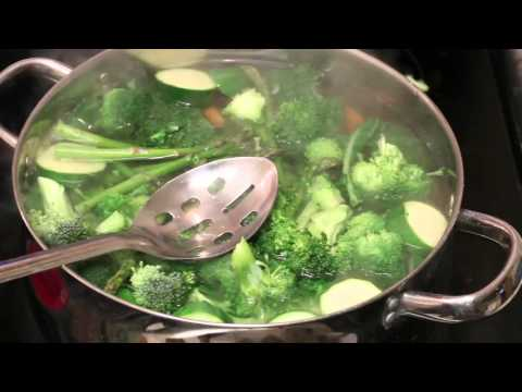 How To Cook Vegetables The Proper Way
