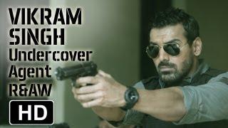 Making of Madras Cafe   John Abraham   Vikram Singh - Undercover Agent R&AW