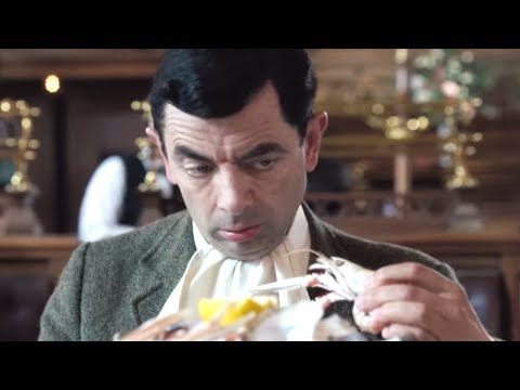 Eating in Paris | Funny Clip | Classic Mr. Bean