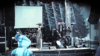 Video Brainscan - Re-Generation (LIVE@Donovaly Fest 2012)