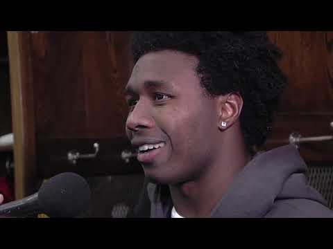 Sammy Watkins after Chiefs victory over Colts