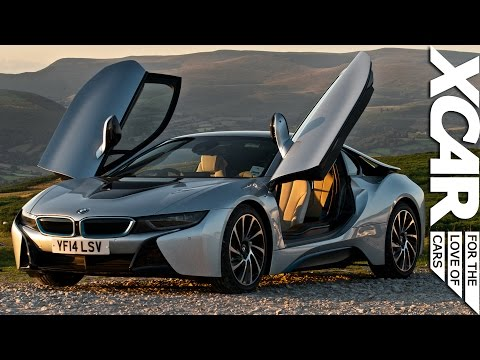 2.0 - BMW's has created the first mass produced plugin hybrid sportscar, the i8. XCAR take to the road to see if our preconceptions of hybrid cars can be changed forever.